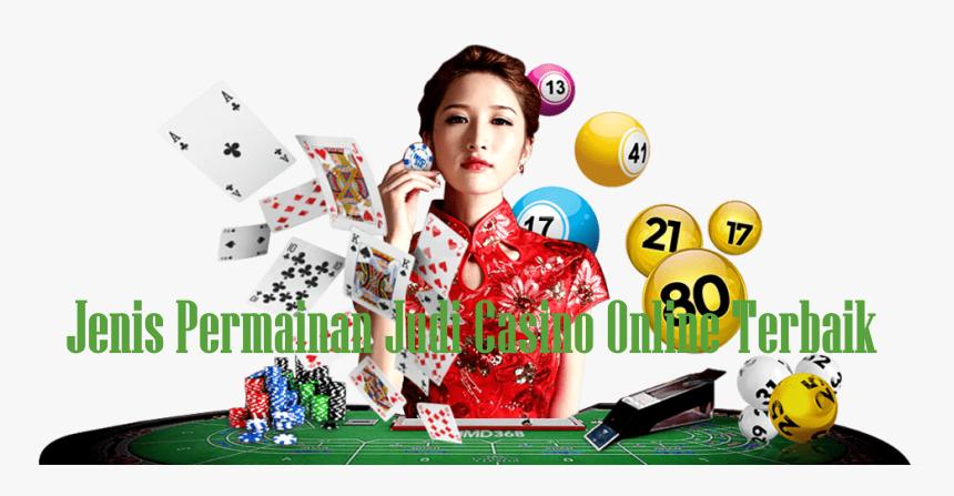 Jenis Permainan Judi Casino Online Terbaik