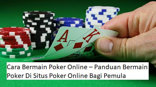 cara main di situs poker online